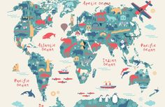 explorer-kids-map-childrens-plain
