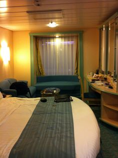 My promenade stateroom on Adventure of the Seas