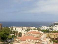 Studio front sea line - 0 Bed Studio for rent in Fanabe Tenerife sleeps up to 3 from £470 / €600 a week