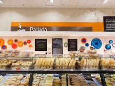 Resultado de imagem para sinalização de supermercados