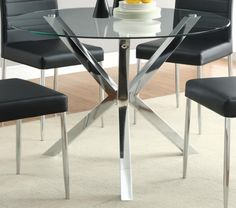 Large Round Glass Dining Table Round Dining Table Pinterest - Large round glass top dining table