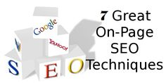 7 On-Page SEO Techniques 2017