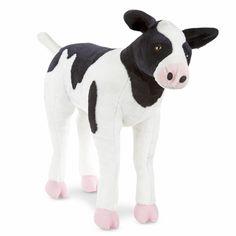 Melissa & Doug Calf Plush Stuffed Animal