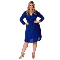 Meredith Plus Size Dress in Vintage Bohemian Print