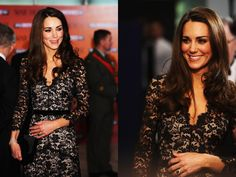 Soo in love with Kate Middletons dress!!