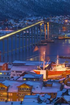 Trømso, Norway - World's Best Places For Christmas Holiday (part 2)