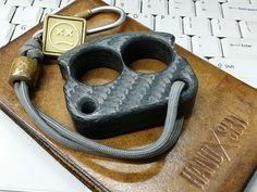 I have an Afrankart carbon fibre Dual-Finger knuck, ...