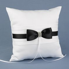 Refined Romance Ring Pillow ~ available through www.JaniceBlackmonEvents.carlsoncraft.com