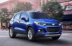 #Chevrolet T#racker 2017 – Presentación oficial en Chicago #Chevy #autos #coches #suv #motor