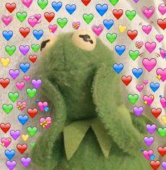 she's a crackhead. Sad Wallpaper, Emoji Wallpaper, Cartoon Memes, Funny Memes, Sapo Meme, Frog Meme, Heart Meme, Heart Emoji, Cute Love Memes