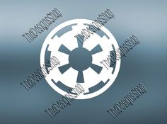 Star Wars SVG  Star Wars Silhouette File  Star by TheDesignsShop