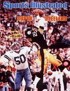 Rocky Bleier - Pittsburgh Steelers Here We Go Steelers 36f5f713c