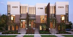 True pioneers in the urban renaissance of north Denver, the Zuni townhomes are wood-framed 3-story urban infill units in the Highlands, one of Continue reading »