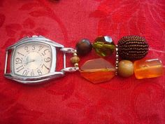 DIY Beaded Watch Bands Tutorial