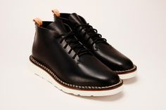 Feit Double Stitchdown Leather Boot