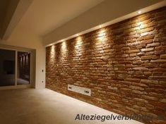 Reference – Old brick veneer - Architectural Styles Bedroom Wall Texture, Living Room And Dining Room Design, Carriage House Garage, Old Brick Wall, Brick Interior, Real Estate Office, Loft Interiors, Old Bricks, My Furniture