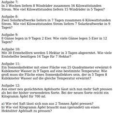 Mathe ist einfach: Dreisatz Aufgaben | Mathematik | Deutsch