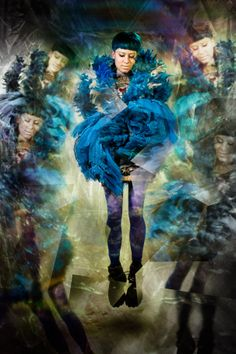 LTVs, Magical Realism Look II, Valquirie Veljkovic, Tata Christiane