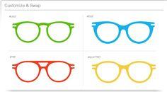 687f342925a77e Soda Concept s Printed Sunglasses Bring Customization to Eyewear. Manon  Verlinden