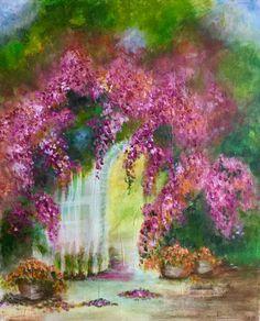 Créer, peindre et partager mon art avec toutes personnes aimant les couleurs, les formes, les paysages, la vie...