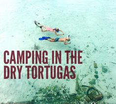 Tortugas National Park : Simply Magical Dry Tortugas was worth every single penny we paid.Dry Tortugas was worth every single penny we paid. Florida Camping, Florida Vacation, Florida Travel, Florida Keys, Fl Keys, West Florida, Camping Places, Camping Spots, Go Camping