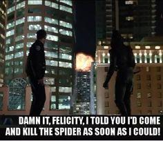 arrow humor