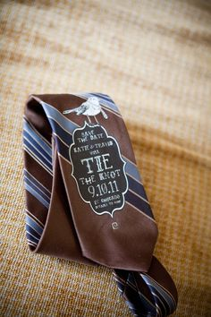 Save The Date or a great way for the groom to ask his friends to be best man/ groomsmen