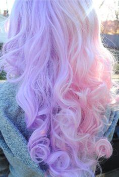 Pastel hair lovelove