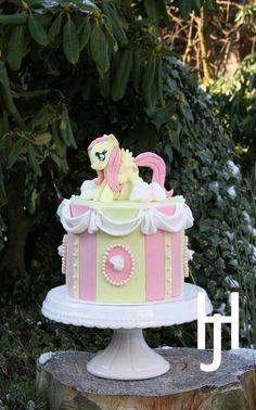 My litten Pony cake