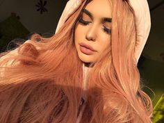 HOW PRETTY!!!See our sweet customer @andreeva_karina is perfectly rocking this candy pink wavy wig.Do you want to try itgirls?wig sku:edw1082. Do not forget to use coupon code :NEW15you can Get 15% Off on your orderwww.everydaywigs.com #everydaywigs#pinkwigs#hairstyle#longwigs#longhair#hairstyles#lacefrontwig #beauty#frontlacewig#wavywig#candypinkhair#frontlacewigs#syntheticwigs#synthetic#beauty#instyle#2017hair#bigsale