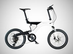 Panther PS1 | Pedal-assisted electric bicycle | Lightweight - BESV