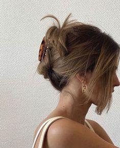 Hair Inspo, Hair Inspiration, Good Hair Day, Aesthetic Hair, Dream Hair, Pretty Hairstyles, Hairstyle Pics, Hair Goals, New Hair