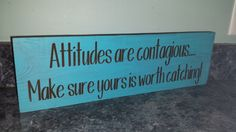 Attitudes! They are Contagious!!  www.charminglysouthern.com