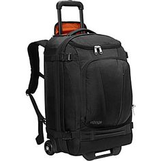 Shop a great selection of eBags TLS Mother Lode Rolling Weekender 22 Inch Travel Backpack Wheels - Carry-On - (Black). Find new offer and Similar products for eBags TLS Mother Lode Rolling Weekender 22 Inch Travel Backpack Wheels - Carry-On - (Black). Luggage Sets, Travel Luggage, Travel Backpack With Wheels, Mother Lode, Rolling Backpack, Carry On Suitcase, Backpack Straps, One Bag, Sales And Marketing