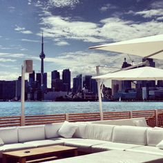 Love it here in the summer listening to Lana Del Ray's (Cedric Gervais remix) Summertime Sadness. Visit Toronto, Toronto Life, Toronto Canada, Canada Travel, Canada Trip, Toronto Nightlife, Pool Bar, World Photography, Travel And Leisure