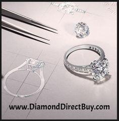 DiamondDirectBuy.com Offers custom made ring