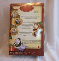 Barbie A Christmas Carol Eden Starling Doll & Chuzzlewit Cat Mattel 2008 | eBay