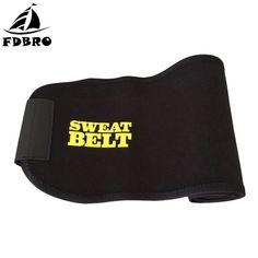 ce6a251bf2 Women Body Shaper Slimming Waist Support Waist Trimmer Sport Belt Cincher  Plus size Shapewear Sweet Sweat