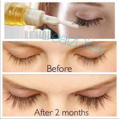 6d25574b06a Eyelash growth serum - YES It really works Eyelash Growth Treatments Serum  Liquid Enhancer makes EyeLashes