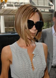 Victoria Beckham was as usual incredibly chic when she went Shopping at a department store in New York City yesterday afternoon!...