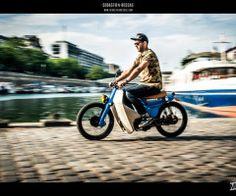 Honda StreetCub Made In France