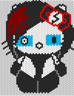 Marilyn Manson Hello Kitty