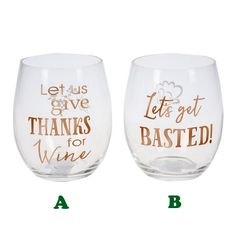 Fall Stemless Wine G