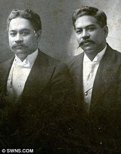 Board brothers: Princes David Kahalepouli Kawanaankoa and Jonah Kuhio Kalanianaole set a UK first when they went surfing in Bridlington, Yorkshire, of all places, in 1890    Read more: http://www.dailymail.co.uk/news/article-2127579/How-Hawaiian-princes-brought-surfing-Yorkshire-1890.html#ixzz1reK3anba