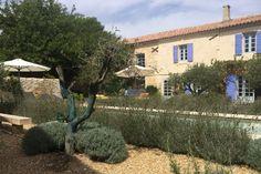 Provence Rentals Presents: Mas des Tourterelles.