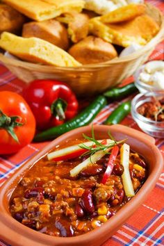 Clean Eating Recipes   Clean Eating 2 Bean Turkey Chili
