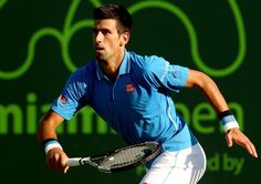 Novak Djokovic survives a rough start and finishes like a house on fire in win over Dolgopolov. Read about it at Tennis Now.