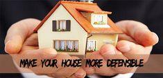 Sicherheit und Verteidigung für das Haus Artikel in Englisch