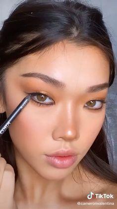 Edgy Makeup, Makeup Eye Looks, Natural Makeup Looks, Skin Makeup, Makeup Art, Beauty Makeup, Base Makeup, Pretty Makeup Looks, Contour Makeup