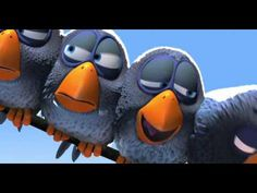 "Pixar ""for the birds"" - use for inferring"